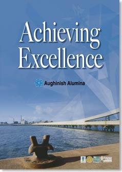 aughinish alumina achieving excellence