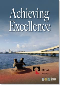 rusal aughinish achieving excellence